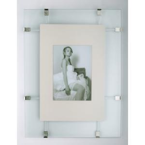 Ramka na zdjęcia z podwójnego szkła