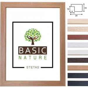 Drewniana rama Basic Nature