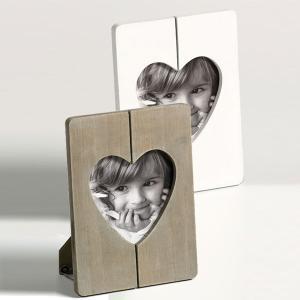 Ramka na zdjęcia Cuore z wycięciem w kształcie serca