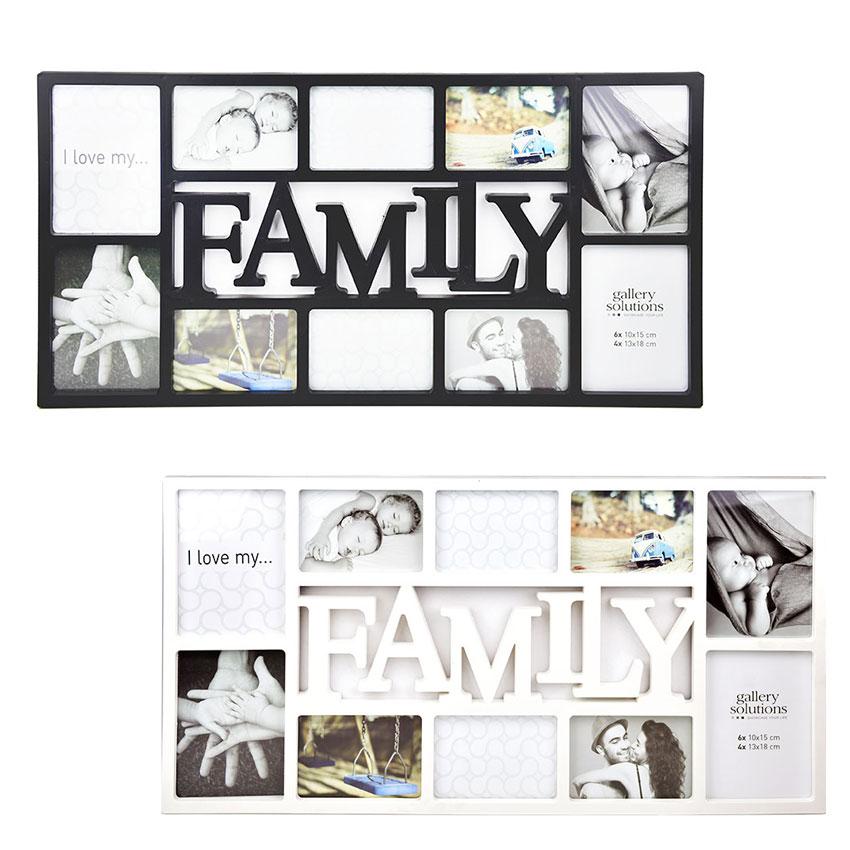 Rama kolaż do obrazów Family