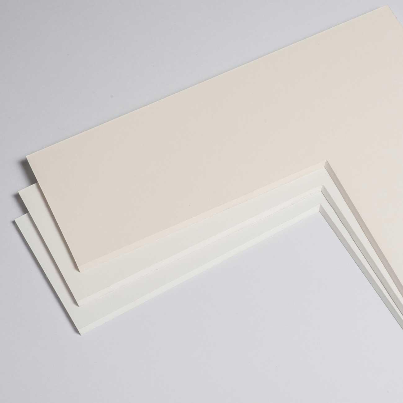 2,3 mm bawełniane passe-partout z wycięciem na wymiar