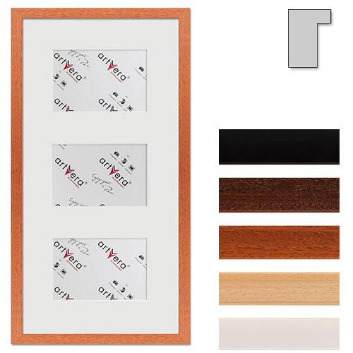 "Multirama na 3 elementy ""Lund"", 25x50 cm - 10x15 cm"