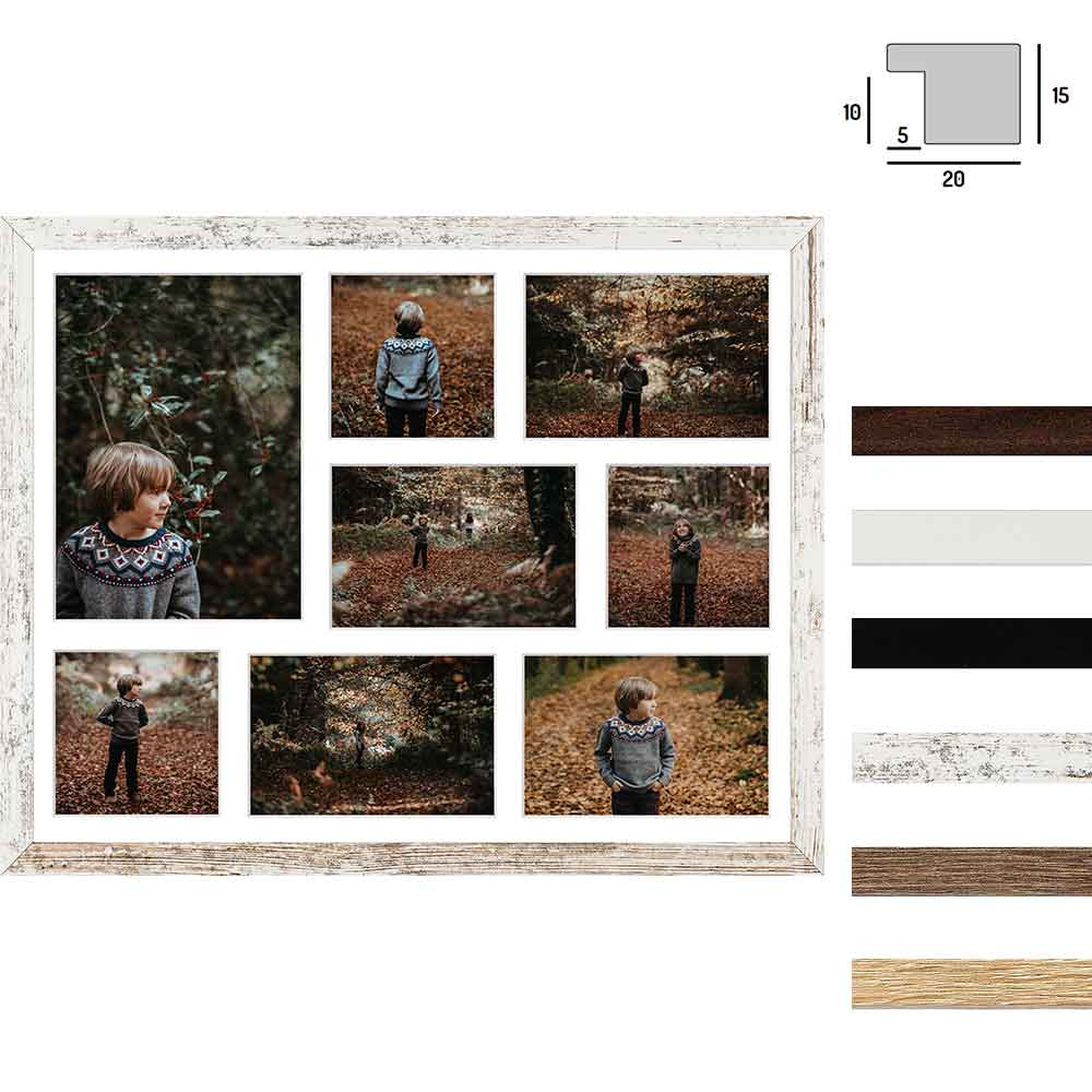 Drewniana Fotogaleria na zdjęcia Hekla