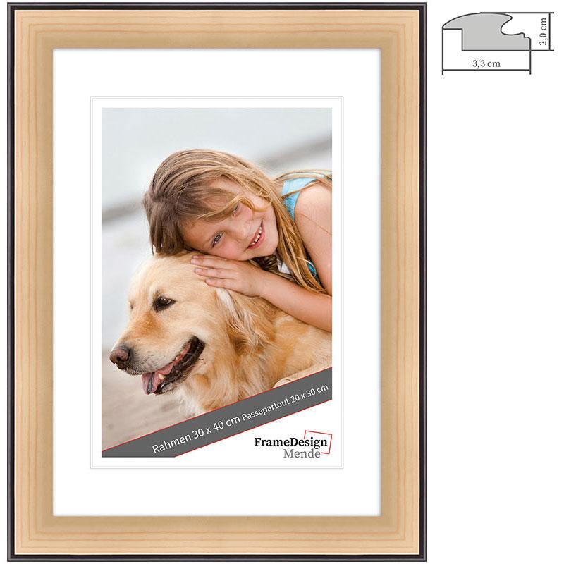Rama drewniana Chuchasa