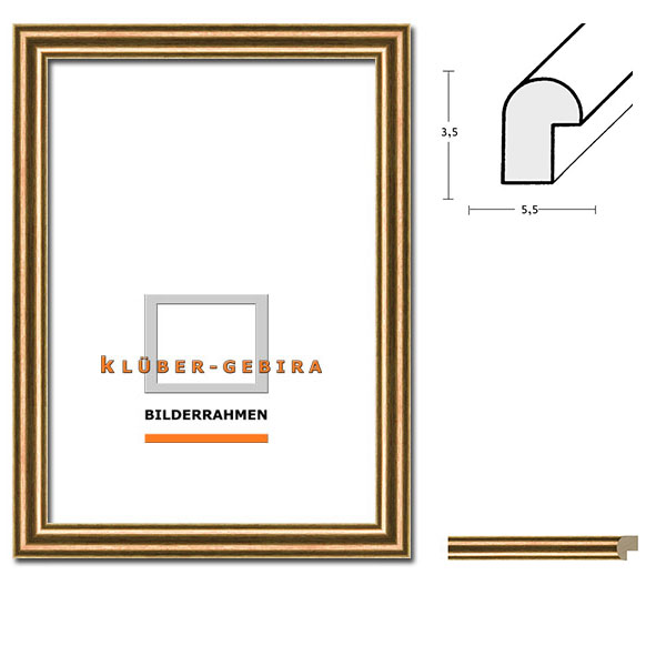 Rama drewniana Saragossa