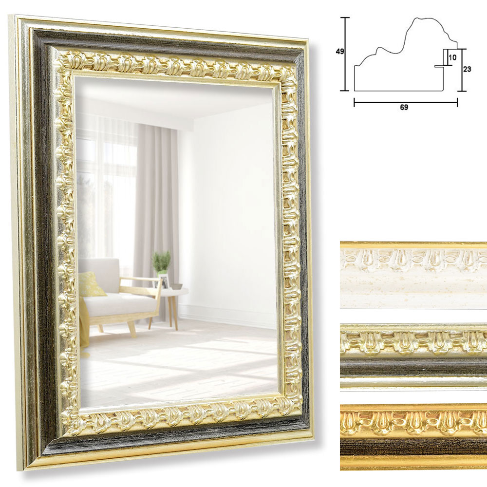 Rama do lustra Orsay na wymiar