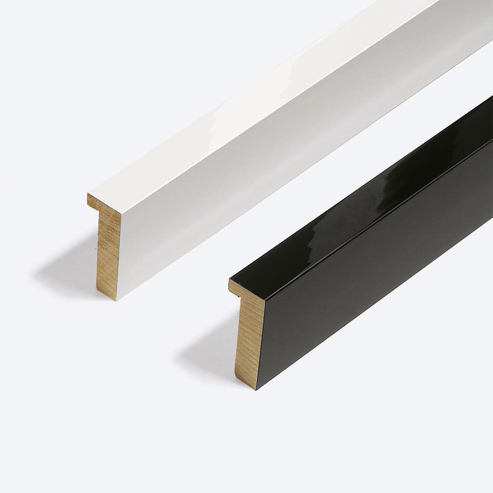 Rama drewniana Matrix B&W 20x52