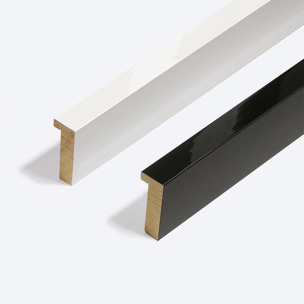 Rama drewniana na wymiar, Matrix B&W 20x52
