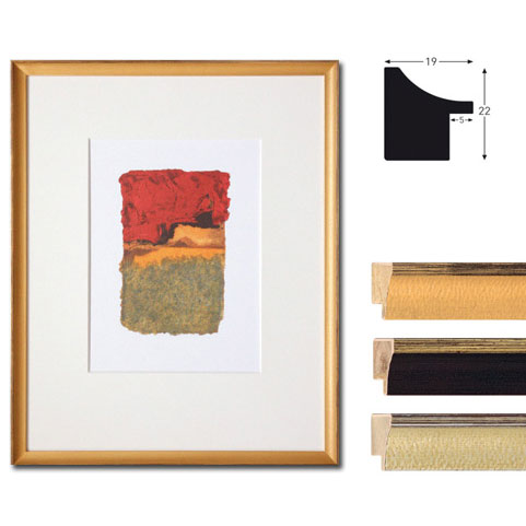 Rama drewniana Vazgen Minis 2-19x22