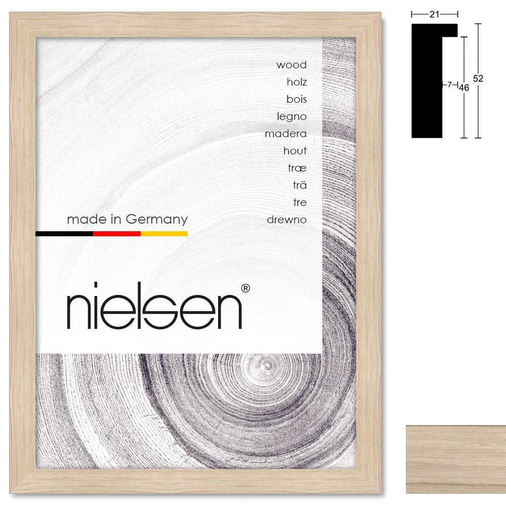 Rama drewniana na wymiar, Oakwoods 21x52