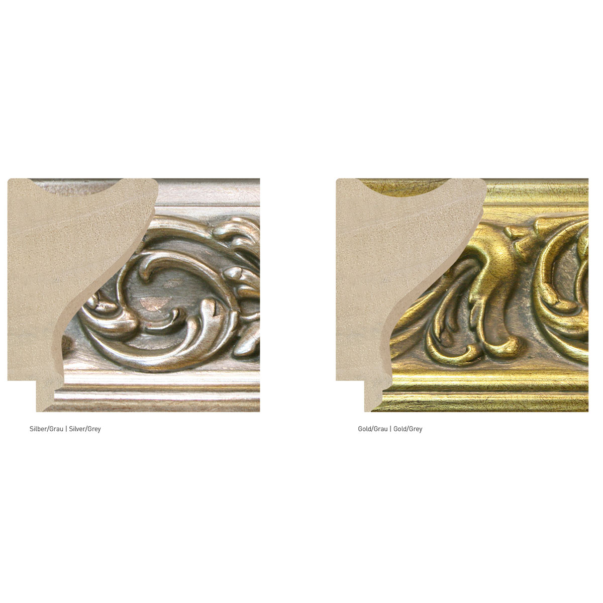 Rama drewniana na wymiar, Cornucopia 74