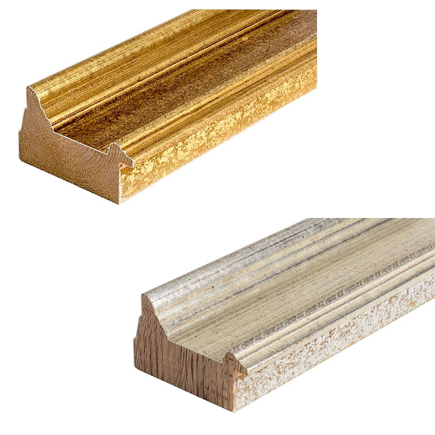 Rama drewniana na wymiar, wiedeńska 72