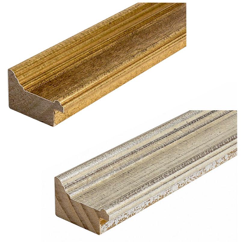 Rama drewniana na wymiar, wiedeńska 50