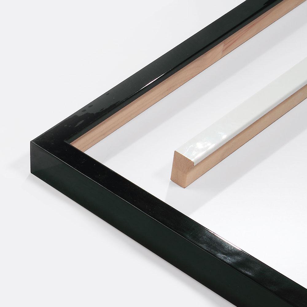 Rama drewniana na wymiar, Matrix B&W 20x34