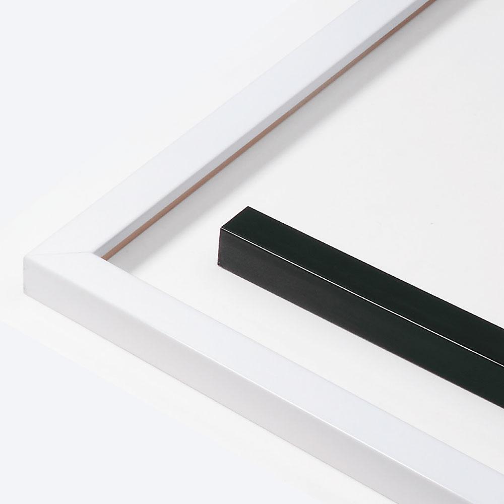Rama drewniana na wymiar, Matrix B&W 20x20