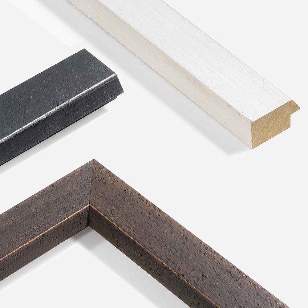 Rama drewniana na wymiar, Modern Shabby 50