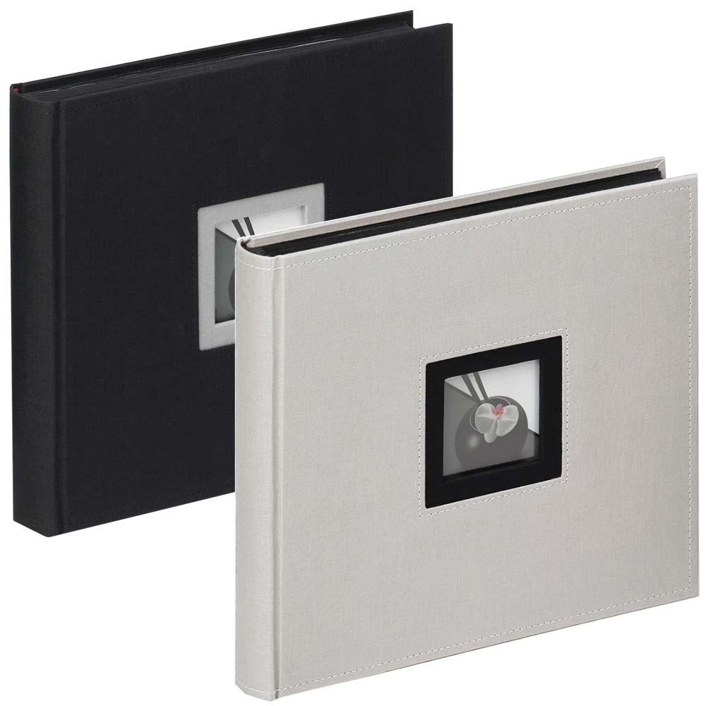"""Album książka """"Black & White"""" do wklejania, 26x25 cm"""