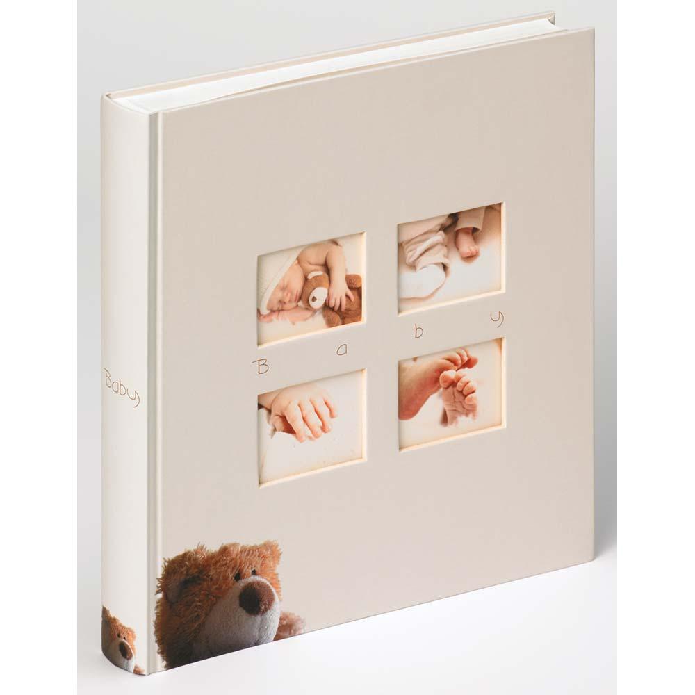 """Album na zdjęcia dziecka """"Classic Bear"""", 22x20 cm"""